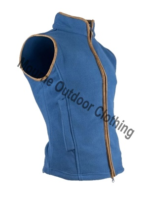 Ladies Jack Pyke Countryman Fleece Gilet Blue