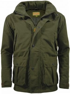 Game Stealth Field Jacket Hunter Green