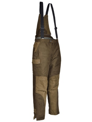 Percussion Grand Nord Hunting Trousers With Braces