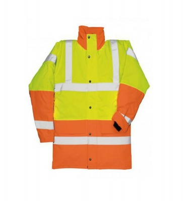 Portwest Hi Vis Traffic Jacket