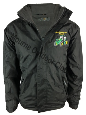 Regatta John Deere Tractor Waterproof Jacket