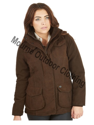 Ladies Sherwood Hampton Jacket