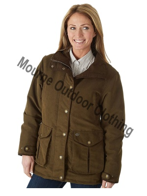 Ladies Sherwood Norwood Jacket