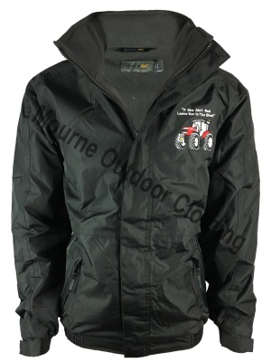 Regatta Massey Ferguson Tractor Waterproof Jacket