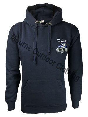 Cottonridge New Holland Tractor Hoodie