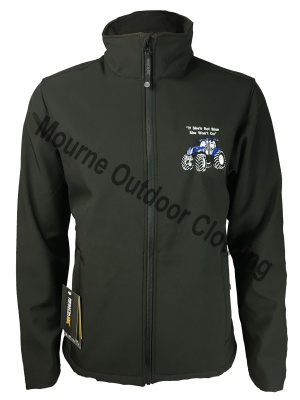 Regatta New Holland Tractor Softshell Jacket