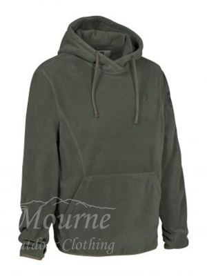 Percussion Fleece Hoodie Khaki