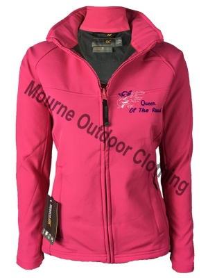 Regatta Queen Of The Road V8 Softshell Jacket