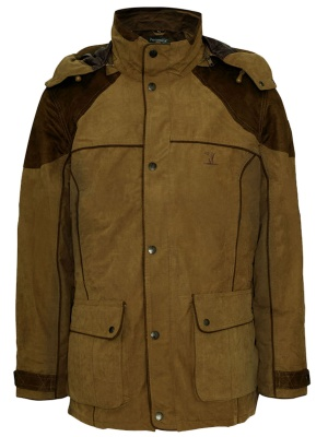Percussion Rambouillet Hunting Jacket Bronze