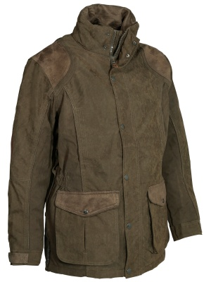 Percussion Rambouillet Hunting Jacket Khaki