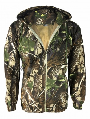 Realtree Camouflage Softshell Hoodie