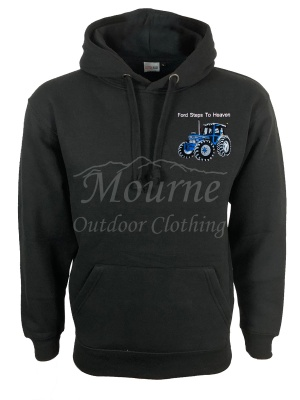 Ford Tractor Hoodie