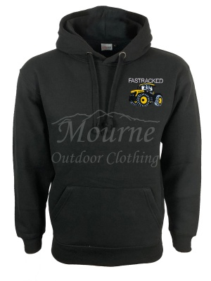 JCB Fastrac Tractor Hoodie