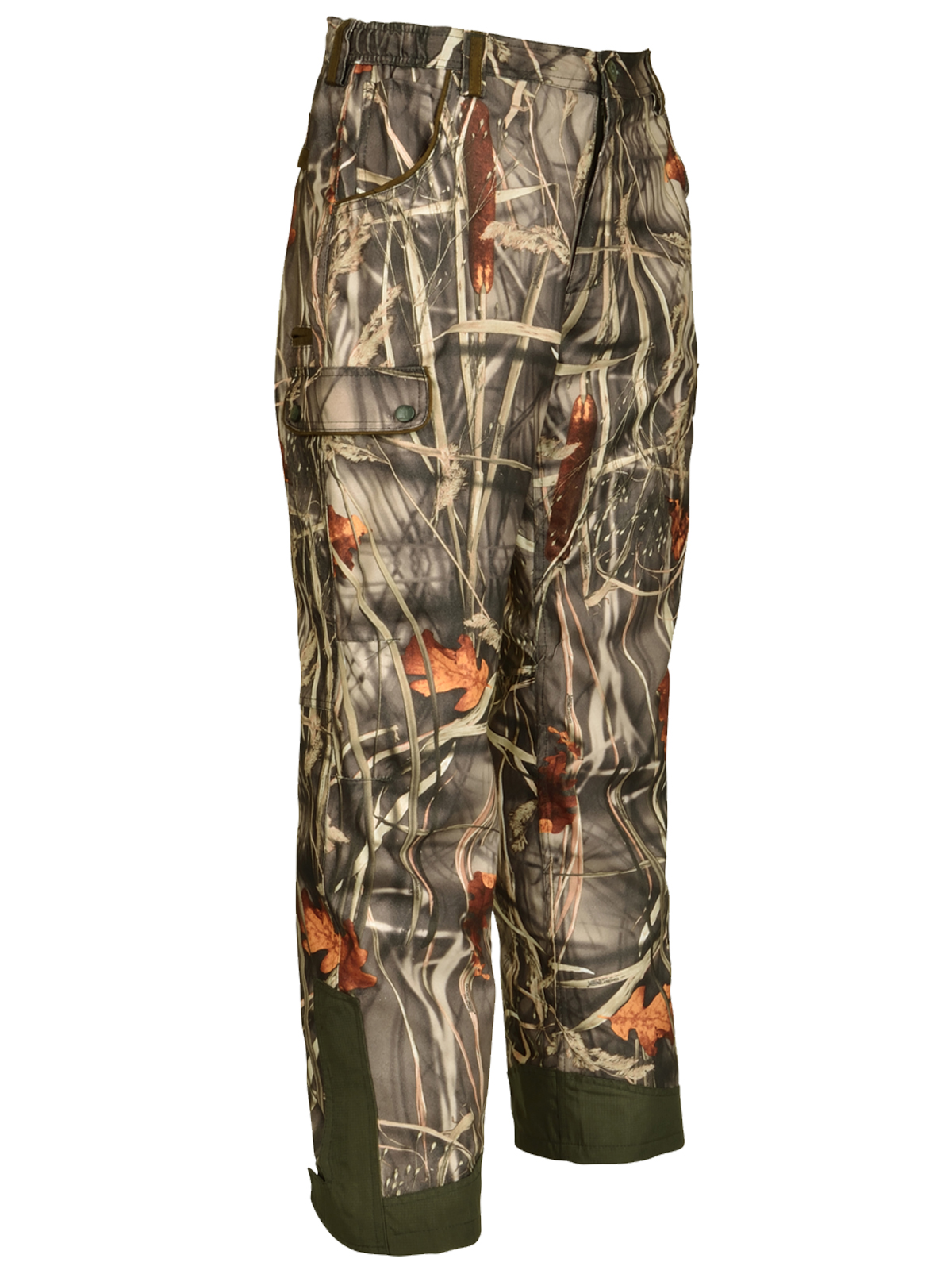 Percussion Brocard Hunting Trousers Ghost Camo