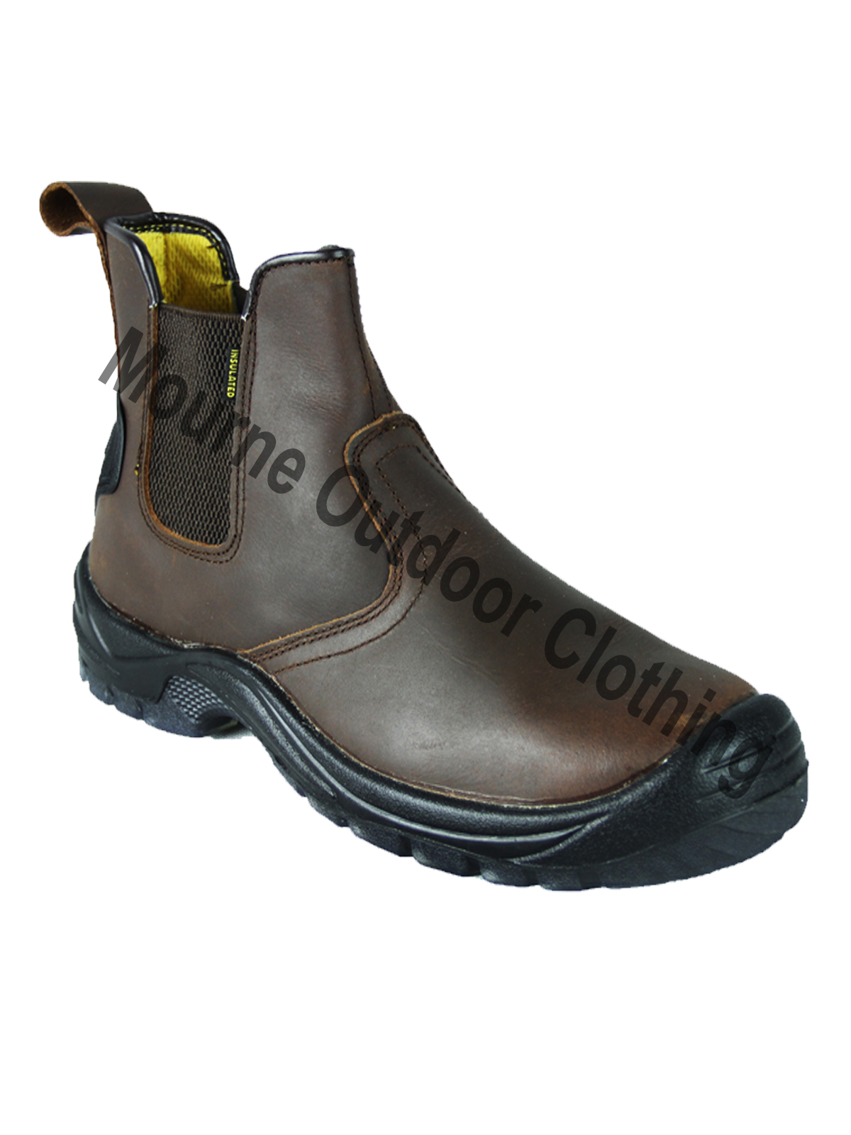 Buffalo Leather Dealer Boots