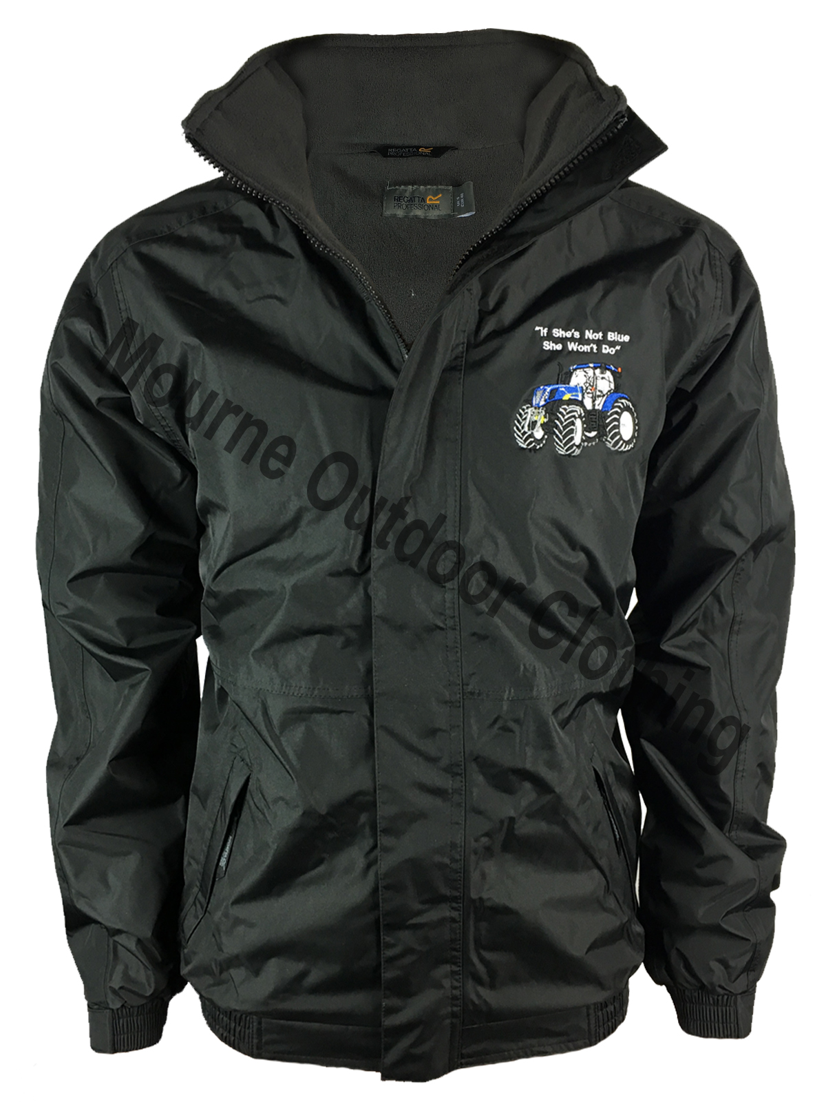 Regatta New Holland Tractor Waterproof Jacket