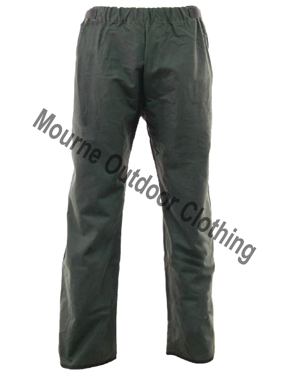 Greenbelt Wax Over Trousers Olive