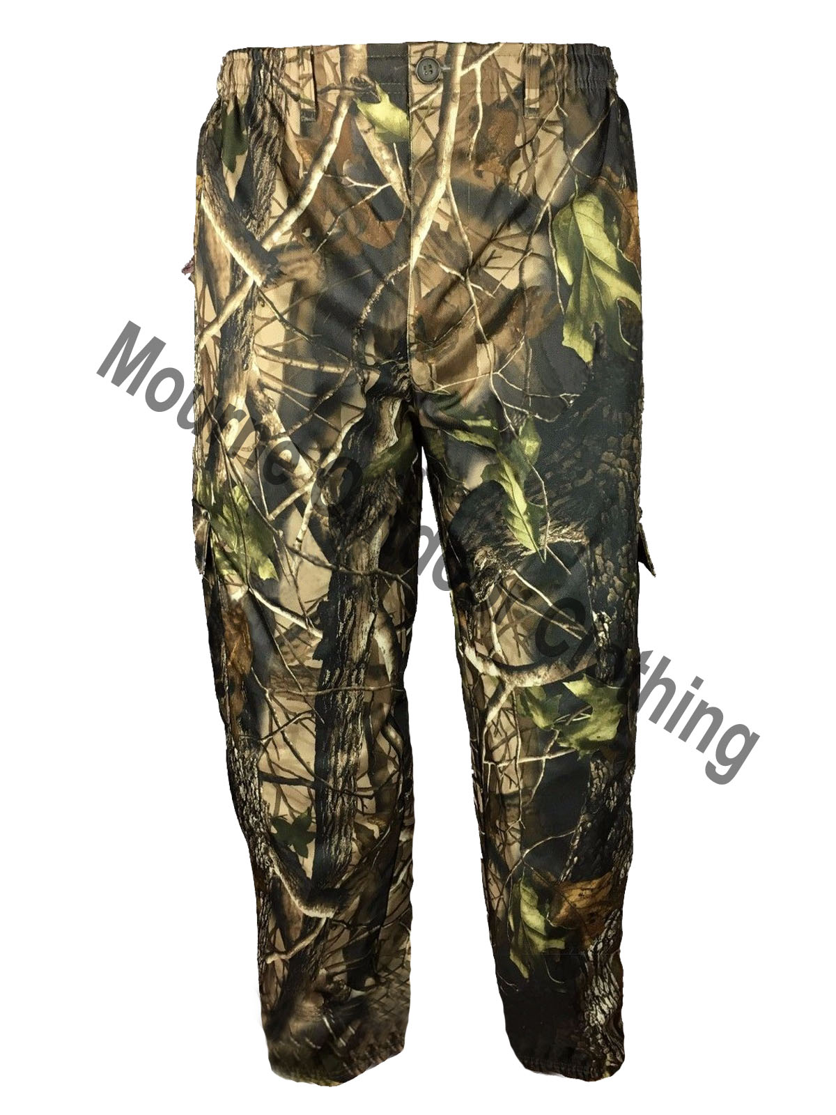 Realtree Camouflage Waterproof Hunting Trouser
