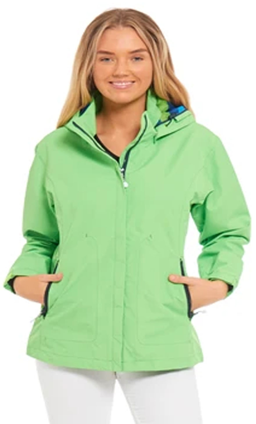 Artic Strom Sarovar Jacket Lime Green