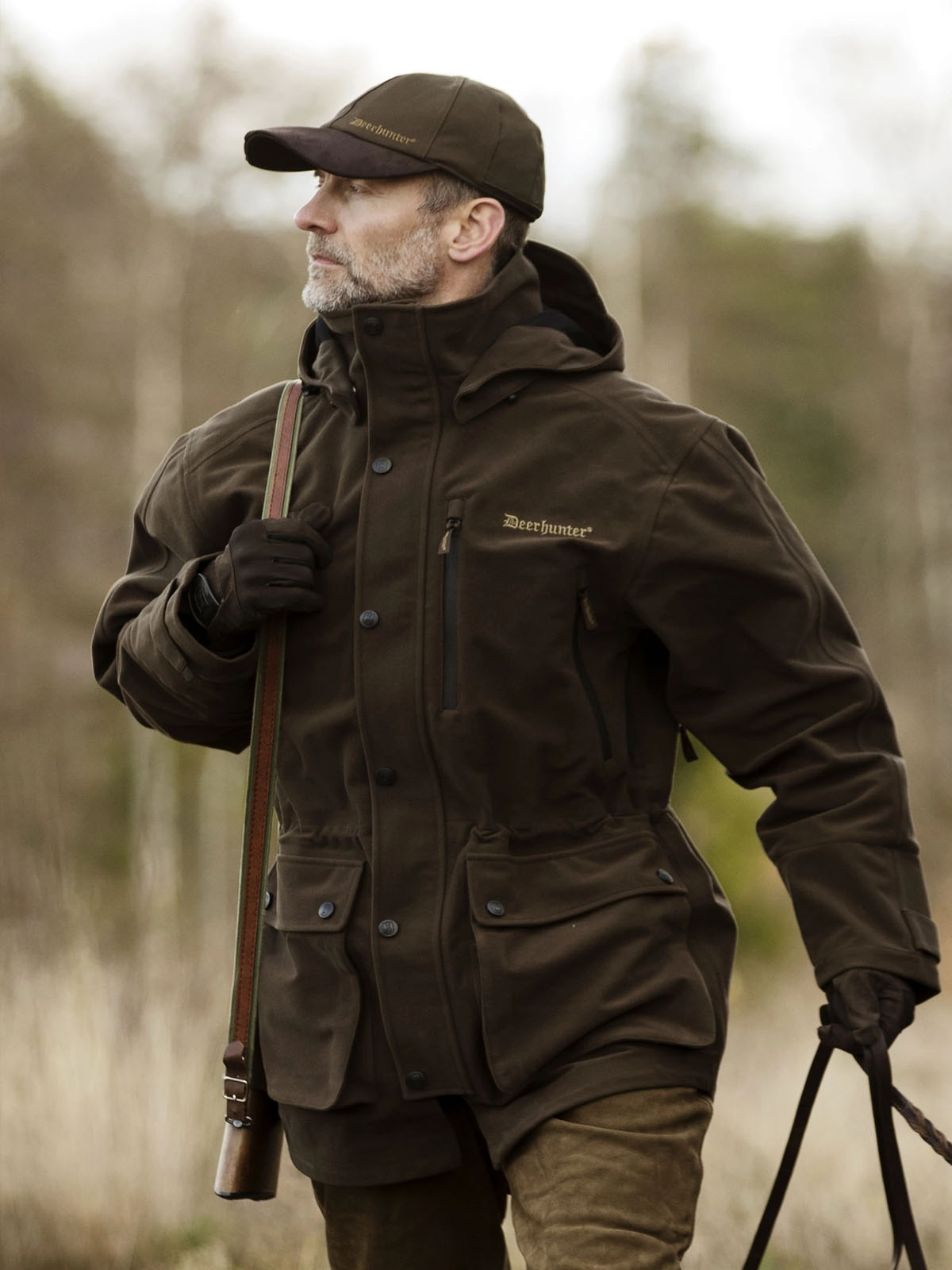 Deerhunter Pro Gamekeeper Hunting Jacket