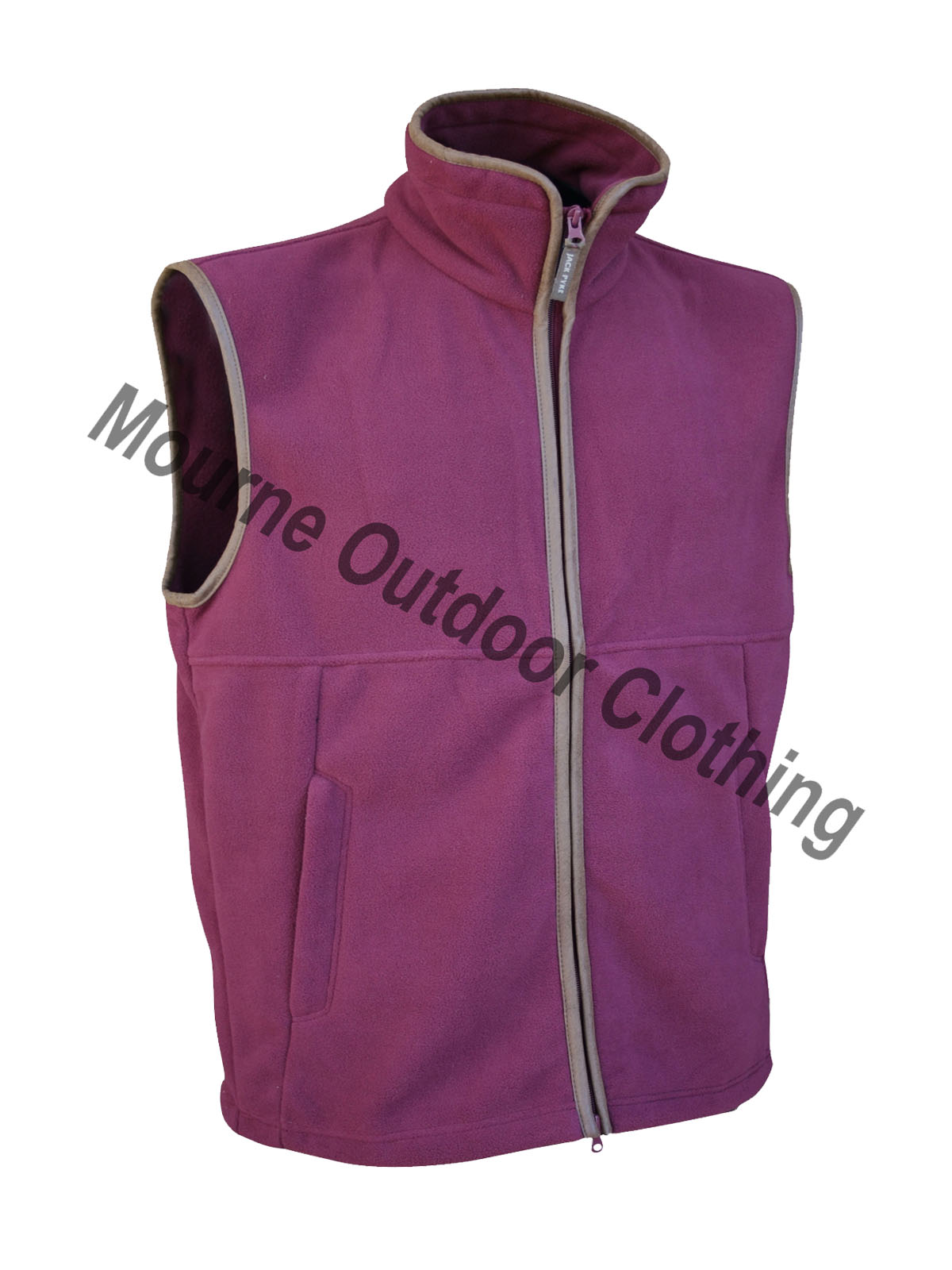 Kids Jack Pyke Countryman Fleece Gilet Roselle