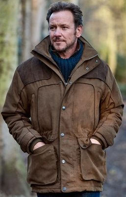 Sherwood Forest Kensington Jacket Moss Olive